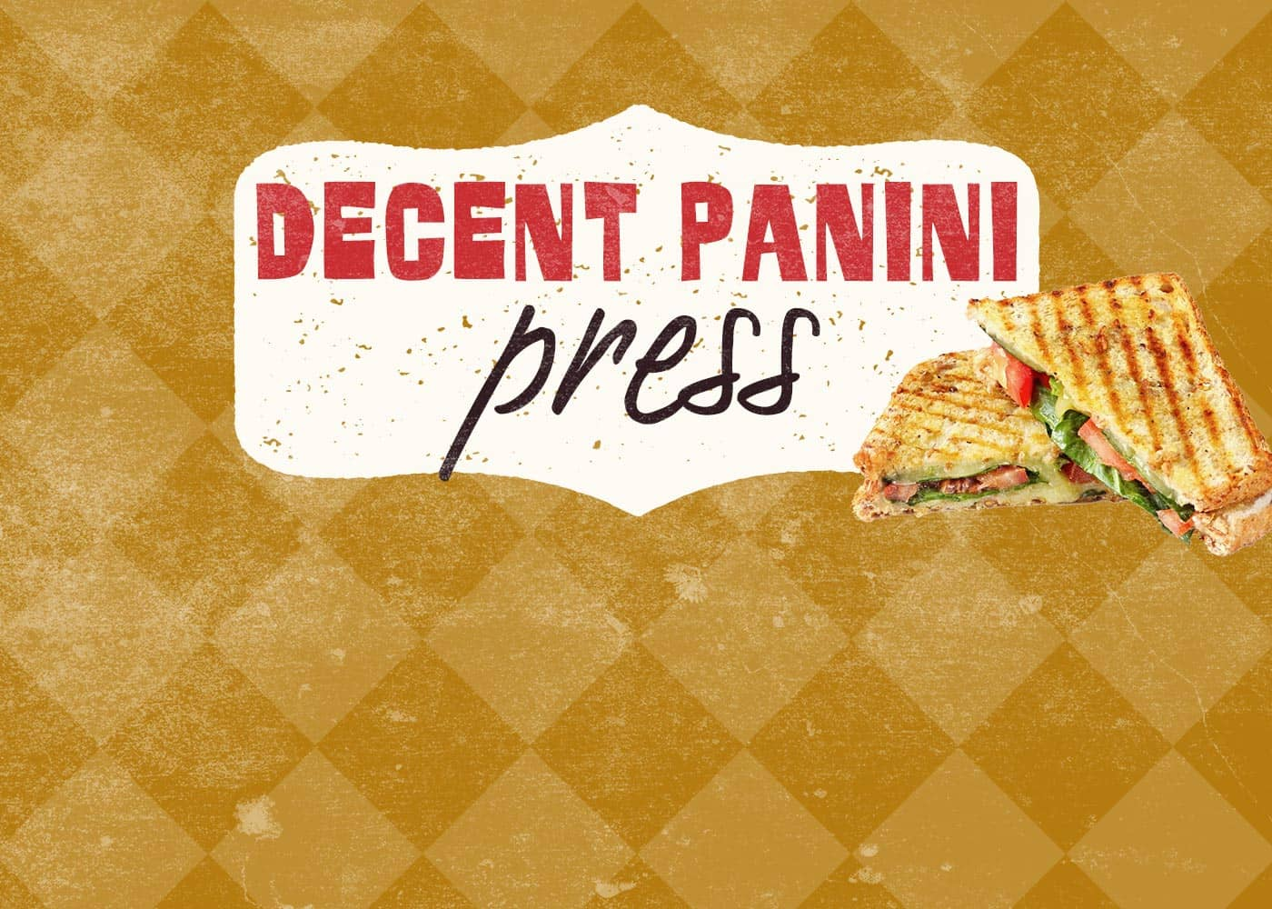 Decent Panini
