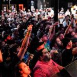 Pre-Fest Crowd