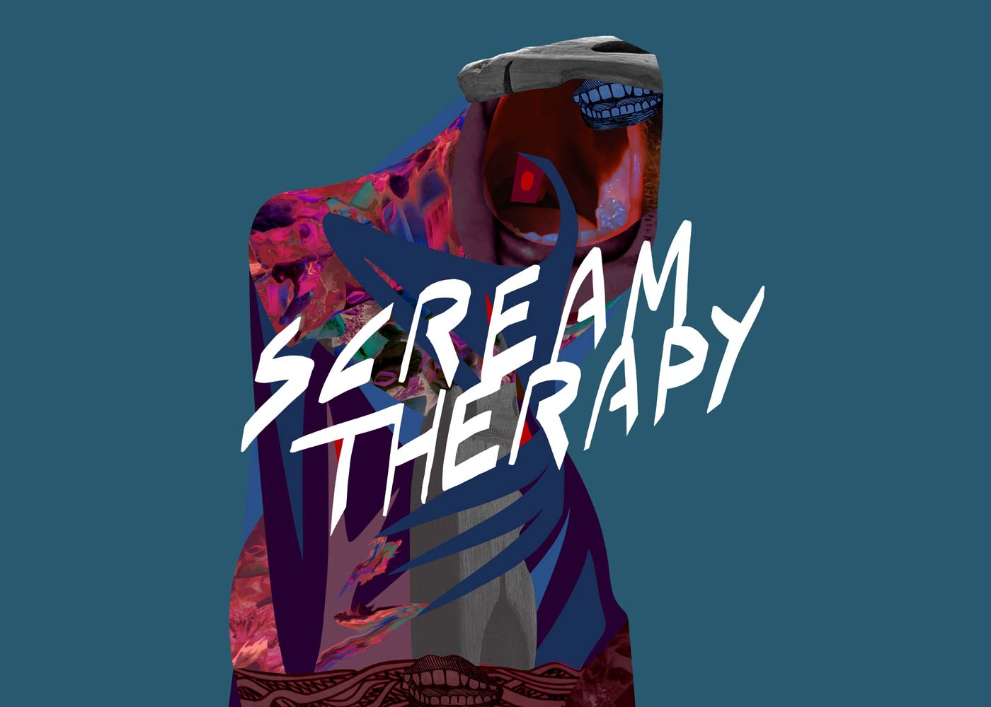 Scream Therapy Big