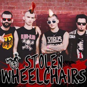 Stolen Wheelchairs